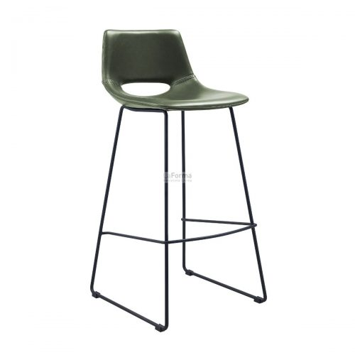 cc0912u06 3a 1 500x500 - Ziggy Bar Stool - Green