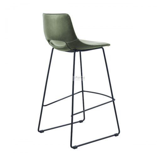 cc0912u06 3c 1 500x500 - Ziggy Bar Stool - Green