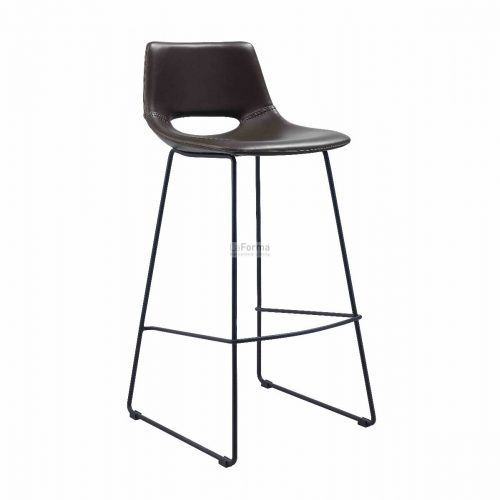 cc0912u11 a 1 500x500 - Ziggy Bar Stool - Brown