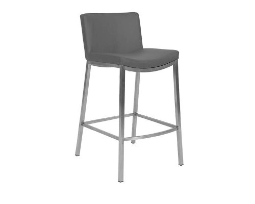 jesse4 500x400 - Jesse Bar Stool - Grey