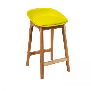 loire5 300x300 - Loire Bar Stool - Yellow