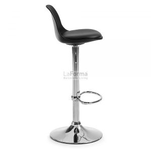 orla13 300x300 - Orlando Bar Stool -  Black