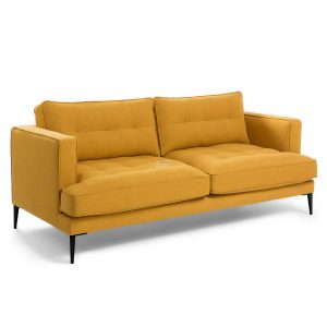 s489ld81 3a 300x300 - Vinny Fabric 3 Seater Sofa - Mustard