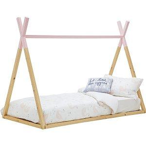teepee 300x300 - Teepee Single Bed - Pink
