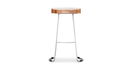 wost 004 1 500x272 - Tractor Bar Stool - Grey Frame
