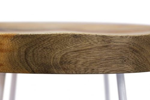 wost 005 7 500x333 - Tractor Bar Stool - Grey Frame