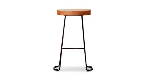 wost 006 1 500x272 - Tractor Bar Stool - Black Frame