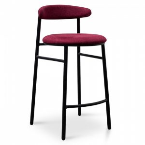 0s5a1080 300x300 - Cherise Bar Stool - Burgundy