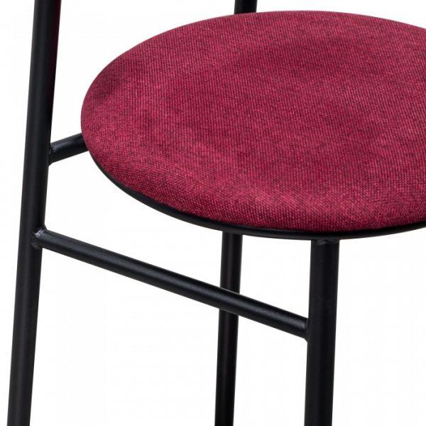 0s5a1088 600x600 - Cherise Bar Stool - Burgundy