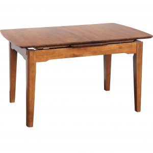 E11.13 Ascot Ext Table Closed Teak 300x300 - Ascot 1300 Extension Dining Table - Teak