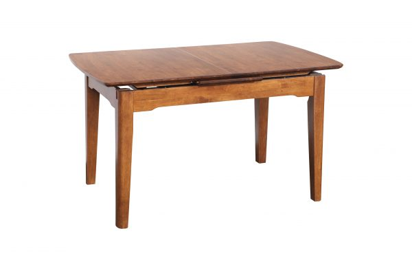 E11.13 Ascot Ext Table Closed Teak 600x400 - Ascot 1300 Extension Dining Table - Teak