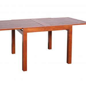 E11.47 Sorrento Table 2 300x300 - Sorrento 900 Extension Dining Table - Teak
