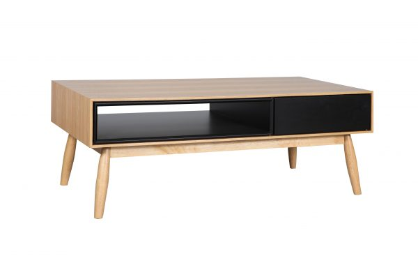 F21.15Finland CT 1 Drw 1 Cav Black Nat 600x400 - Finland Coffee Table - Natural
