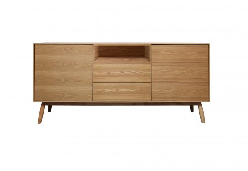 Finland 1700 Sideboard All Natural 500x346 - Finland Side Board - Natural