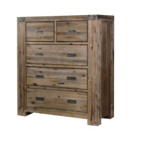 GOLDFIELD 2317 GTB Tallboy 300x300 - Goldfield 5 Drawer Tallboy