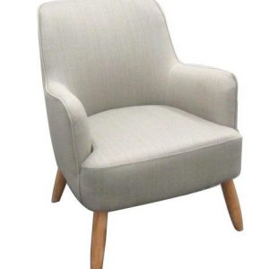V 153 BEIGE 300x300 - Deco Arm Chair - Beige