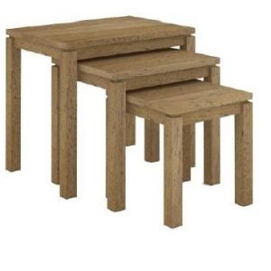 VCT 034 N 300x300 - Cubist Nest Of 3 Tables - Natural