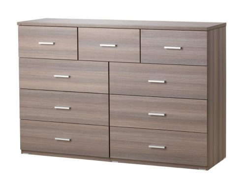 Victoria 9 Drawer 2017 Riteway 1024x746 500x364 - Hugo 9 Drawer Tallboy - Ceramic