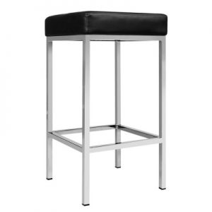 aloma 300x300 - Aloma Bar Stool - Black