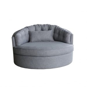 callie swivel chair 300x300 - Munro Swivel Chair- Grey