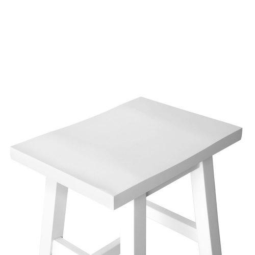 cohen14 500x500 - Cohen Bar Stool - White