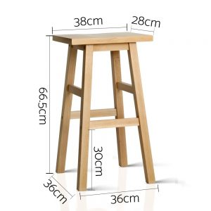 cohen17 300x300 - Cohen Bar Stool - Natural