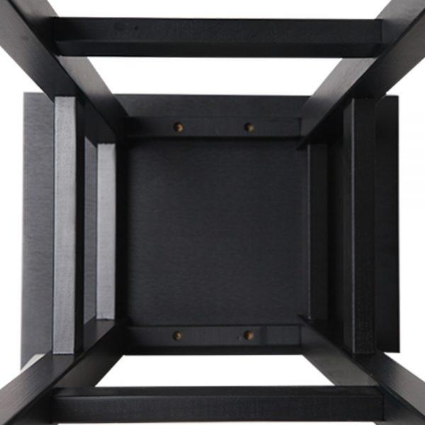 cohen5 600x600 - Cohen Bar Stool - Black