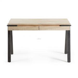 disset1 300x300 - Disset 2 Drawer Oak Desk