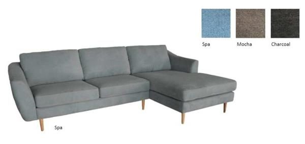 down 600x284 - Downtown Sofa with Chaise