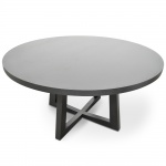 dsc 7326 2 - Richo 1500 Round Dining Table - Black
