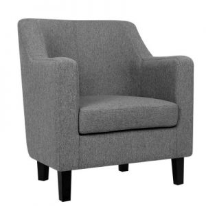 helen4 300x300 - Helen Armchair - Light Grey