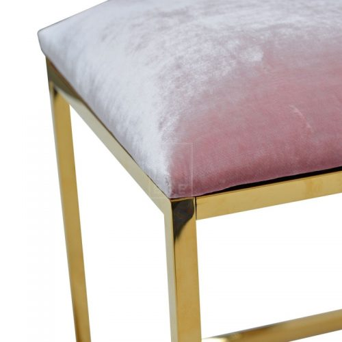janz5 500x500 - Janelle Dining Chair - Pink Velvet