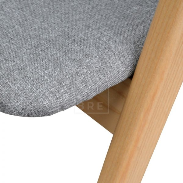 jay6 600x600 - Jay Dining Chair - Light Grey