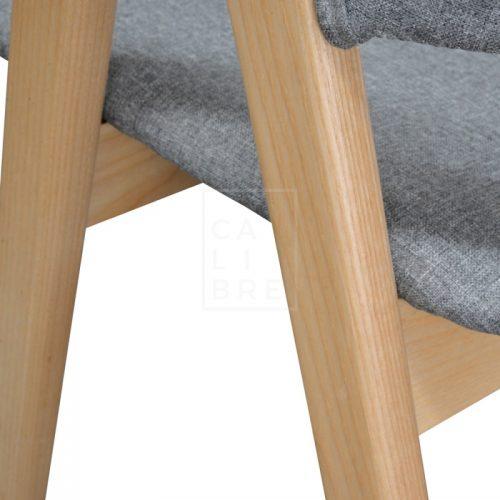 jay7 500x500 - Jay Dining Chair - Light Grey