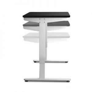 jenna5 300x300 - Jenna Motorised Height Adjustable Standing Desk - Black
