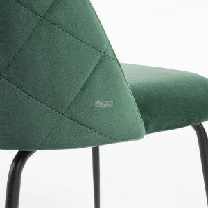 myst4 300x300 - Mystere Dining Chair - Emerald Velvet/Black