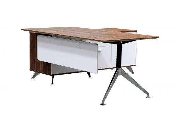 potenza1 600x399 - Potenza Desk with Return