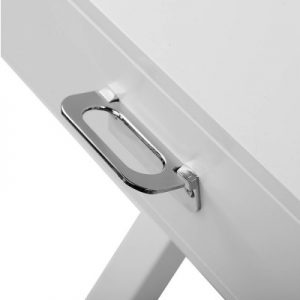 shane5 300x300 - Shane Bedside Table - White
