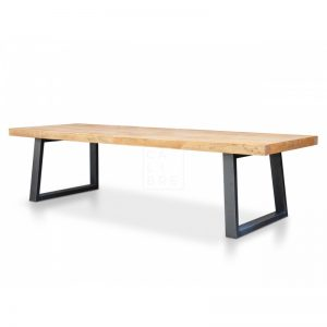 3 300x300 - Cameron Reclaimed Elm Wood 3000 Dining Table