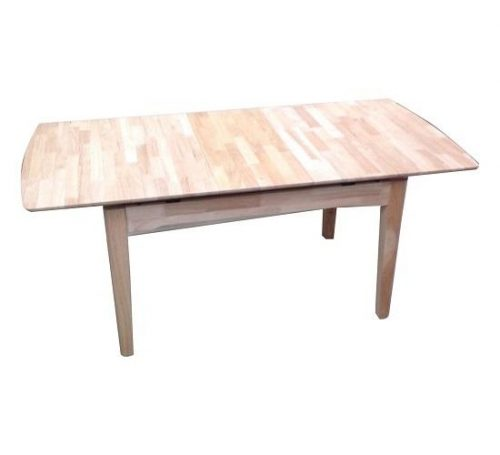 Ascot table Ext Nat Open 1024x1024 500x455 - Ascot 1300 Extension Dining Table - Natural