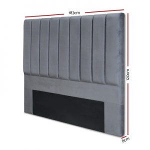 BFRAME F SALA GY K 01 300x300 - Sonya Upholstered Headboard Charcoal-King