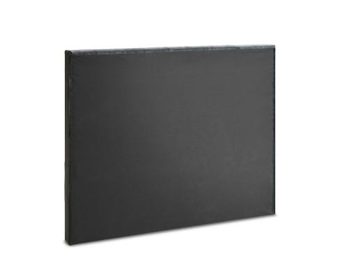 BFRAME F SALA GY Q 03 - Sonya Grey Velvet Headboard-Queen