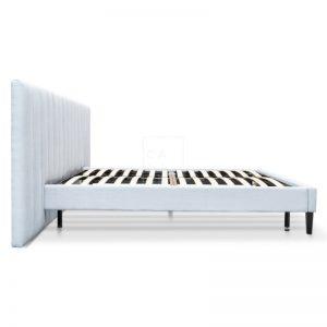 bd2279 mi sideview 1 300x300 - Aura Queen Size Bed - Cement Grey