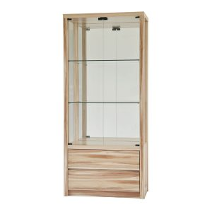 Ruth NC 2 1200x1200 300x300 - Ruth Display Cabinet - Naked Cypress
