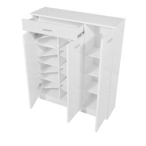 adrian 2 1200x1200 300x300 - Adrian Shoe Cabinet - White