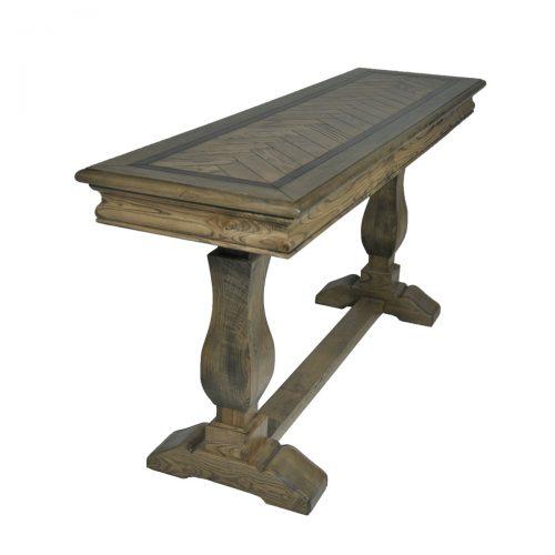 mosiac ht 1200x1200 08 500x500 - Mosaic Classic Oak Hallway Table
