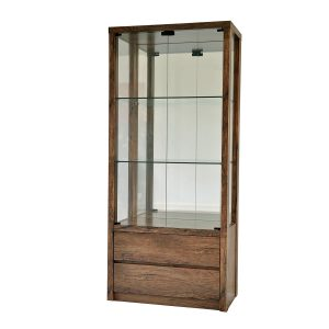 ruth AO 1 300x300 - Ruth Display Cabinet - Antique Oak