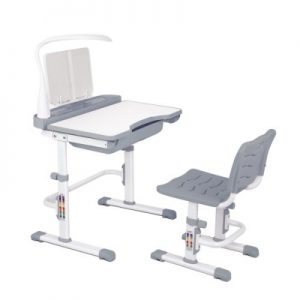 KID DESK 70A GY 00 300x300 - Shani Kids Study Desk & Chair - Grey