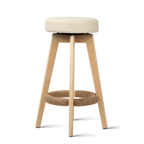 Alex 3 500x500 - Alex Bar Stool - Beige