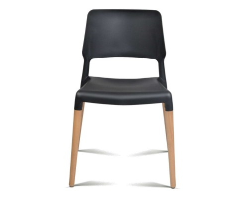 BA TW M2503 086 BKX4 02 - Cafe Belloch Chair - Black